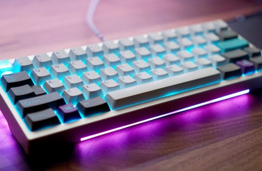 Top 10 Best White Gaming Keyboard in 2021 – Review